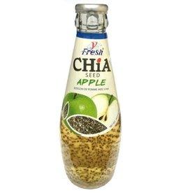 V Fresh Apple Drink & Chai Seed 290ml