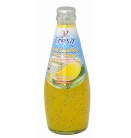 V Fresh Mango Drink & Basil Seed 290ml