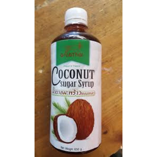 Grab Thai Coconut Sugar Syrup  650g