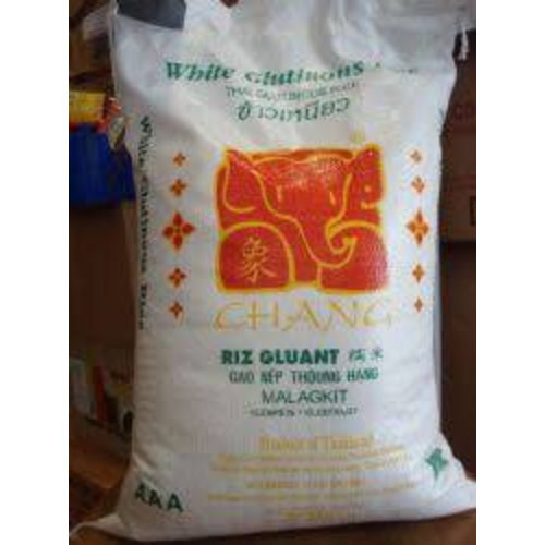 Chang White Glutinous Rice 10kg