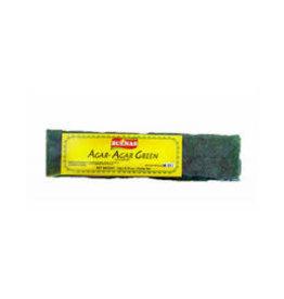 Buenas Agar-Agar Green Strips (Gulaman) 20g