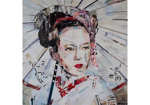 """Tearrific Art """"Kiyomi"""" (""""Pure Beauty"""")"""