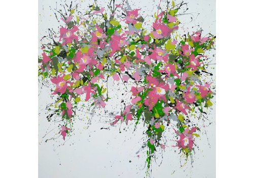 Isabelle Pelletane Pink Spring