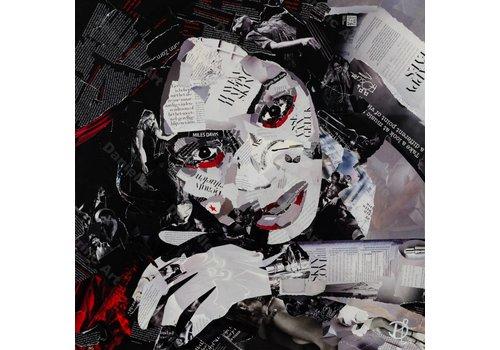 """Tearrific Art """"I've got the Music in Me"""""""