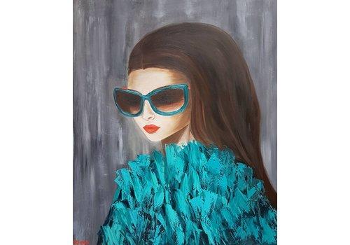 Viktoriya Gorokhova Turquoise mood