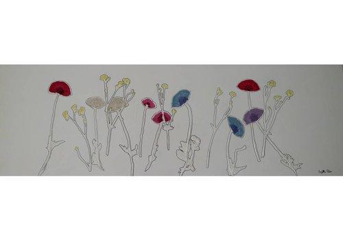 PortArt modern flowers