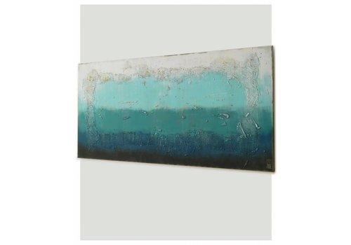 Ronald Hunter OCEANIC BLUES - L25