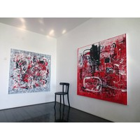 A95 Large wall art Painting Series