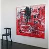 Damjan Pavlovic A95 Large wall art Painting Series