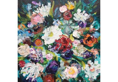 iets fraais | Martine de Ruiter Rich bouquet