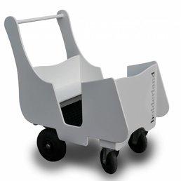 Mini Nima leer-lopen-wagen of om mee te spelen. Kinderen vinden het fantastisch!