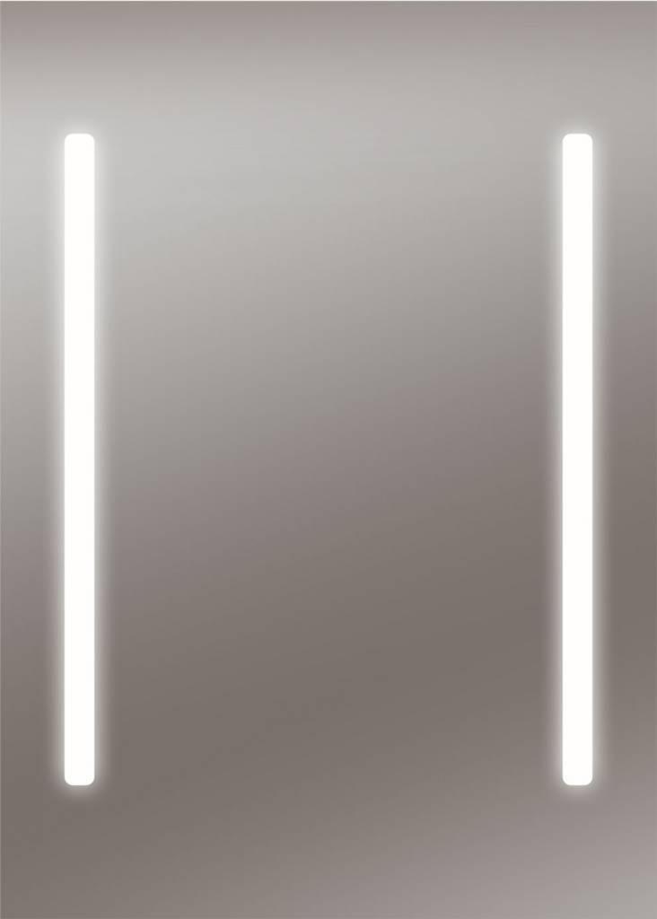 led lichtspiegel akursia mit bluetooth funktion zalena. Black Bedroom Furniture Sets. Home Design Ideas