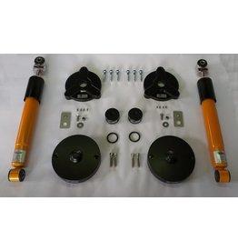 kit rehausse pour Vito / Viano 4x4 (W639/2),  à partir du 2011
