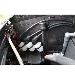 VW T6 Aération de boîte de vitesses pour profondeur de gué plus élevée