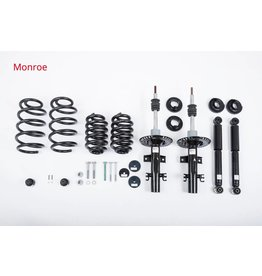 VW T6 SEIKEL/Monroe kit rehausse « Desert » pour 4MOTION