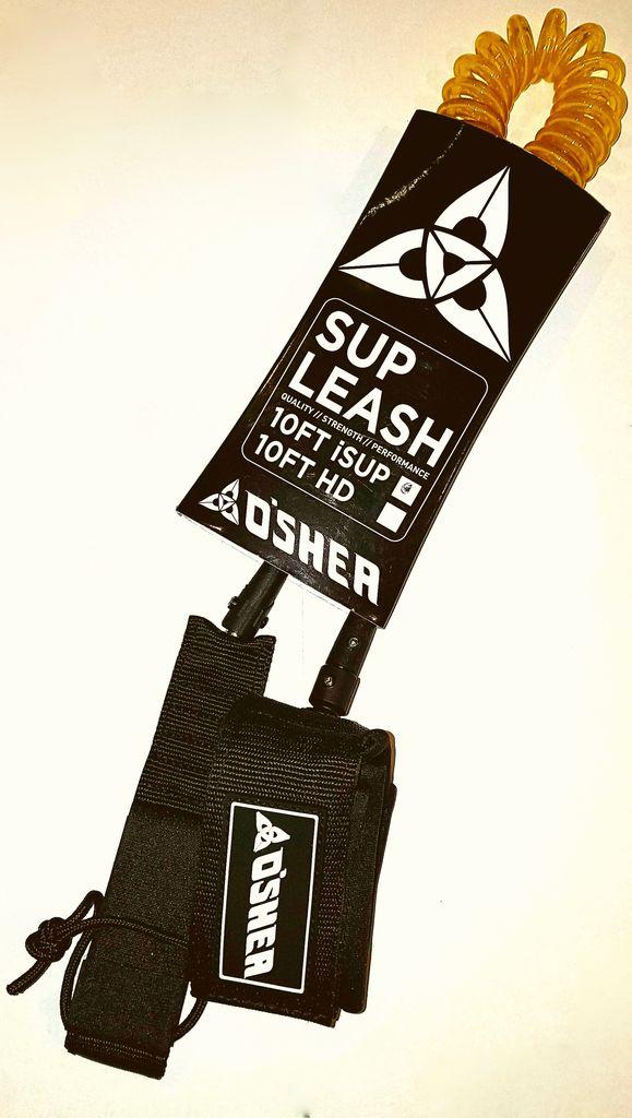 O'Shea O'Shea coiled SUP leash