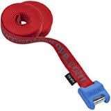 Palm Palm Roofrack Cam Strap 3.5M-Red