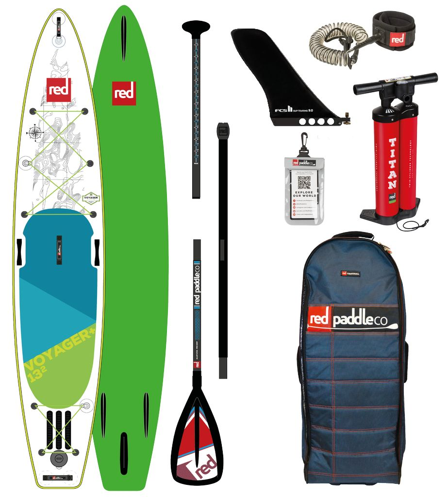 Red Paddle Co Red paddle co 13'2 Voyager SUP