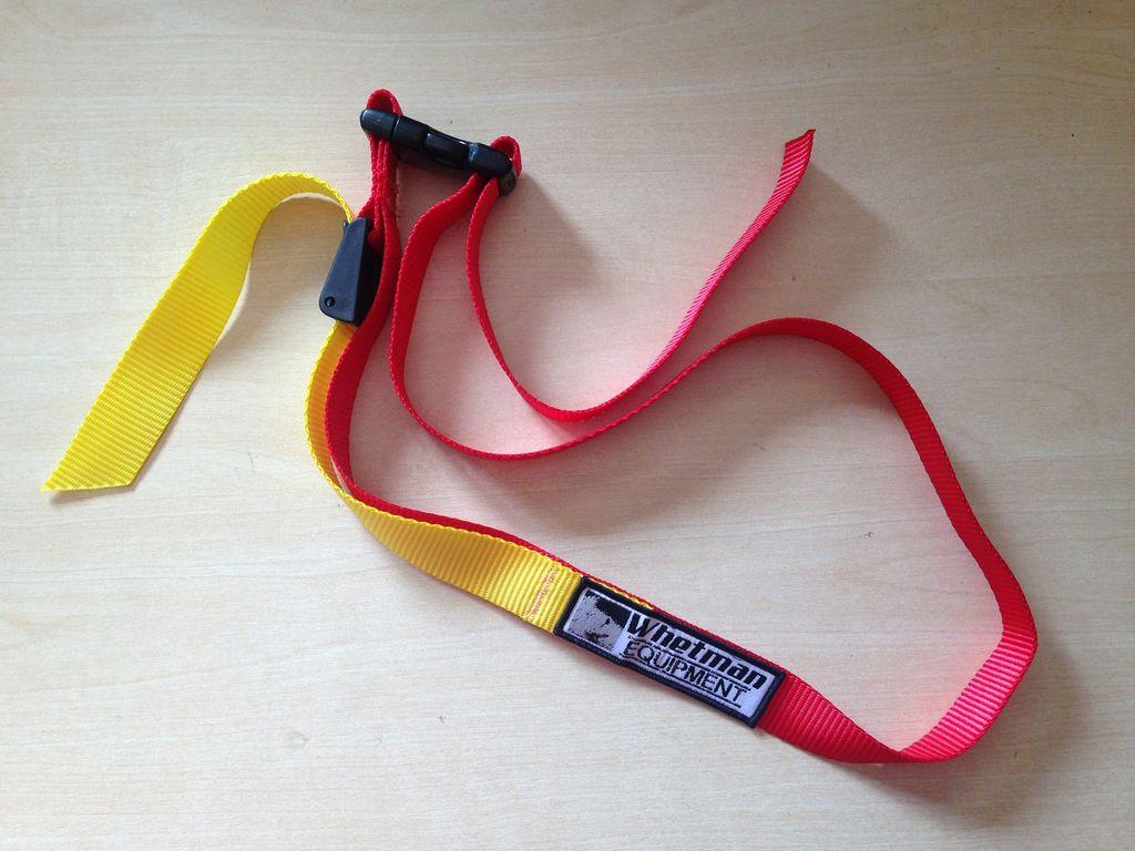 Whetman Whetman QR waist belt