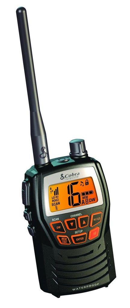 Cobra HH125 Handheld VHF