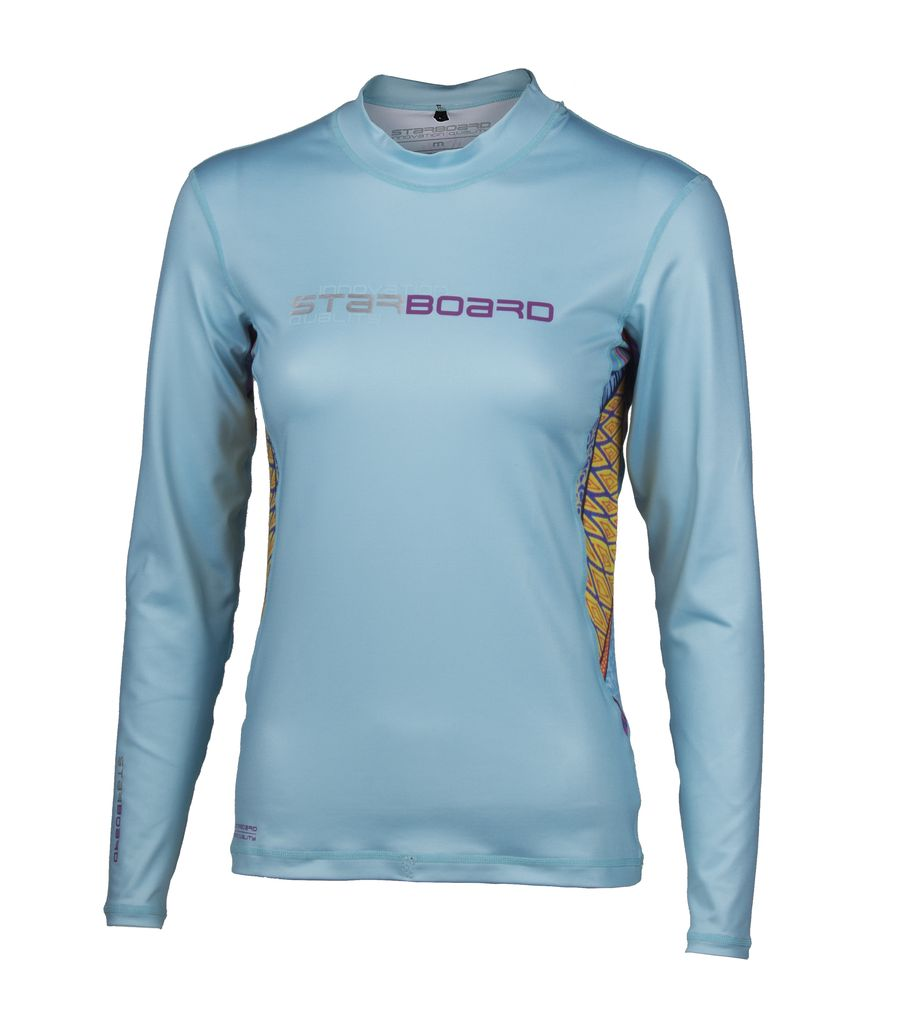 Starboard Starboard Wms long sleeve lycra top