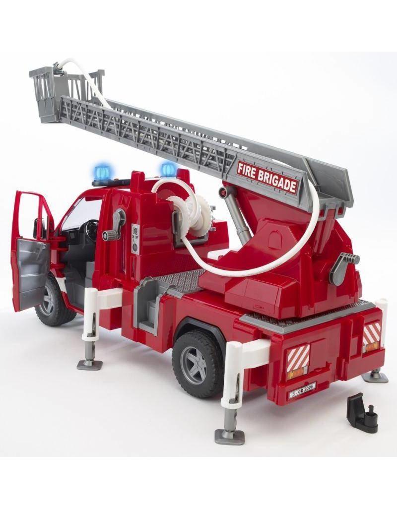 Bruder Bruder 2532 - Mercedes Benz Sprinter brandweer ladderwagen