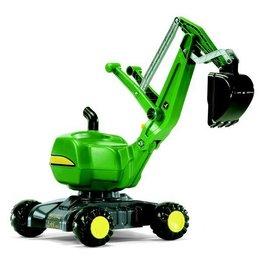 Rolly Toys Rolly Toys 421022 -  Rolly Digger John Deere op 4 wielen