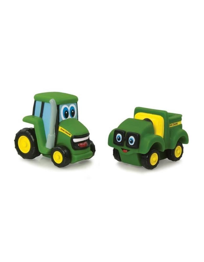 Britains Britains Johnny Tractor en Allie Gator