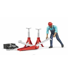 Bruder Bruder 62100 - Figurenset garage