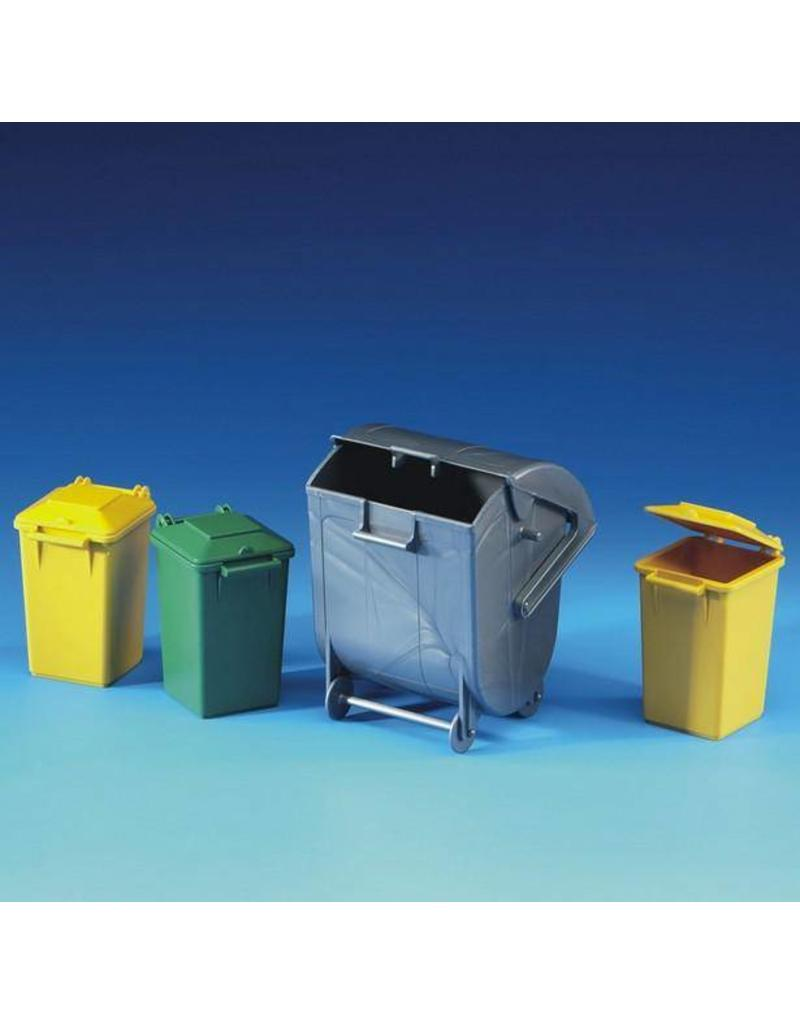Bruder Bruder 2607 - Set vuilcontainers