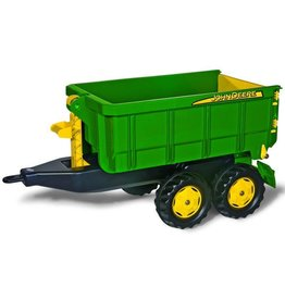 Rolly Toys Rolly Toys 125098 - Afzetcontainer aanhanger John Deere