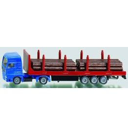 Siku Siku 1659 - Vrachtwagen met bomen 1:87
