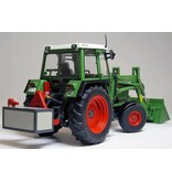 Weise Toys Weise Toys 1024 - Fendt Farmer 306 LS met frontlader (1984 - 1988) 1:32