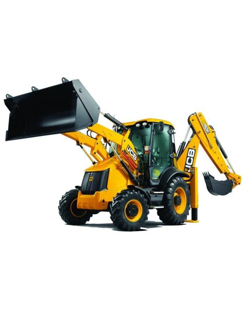 Britains Britains 42702 - JCB 3CX Backhoe lader 1:32