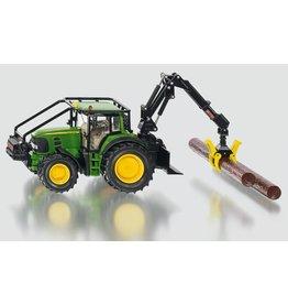 Siku Siku 4063 - John Deere Bosbouw Tractor 1:32