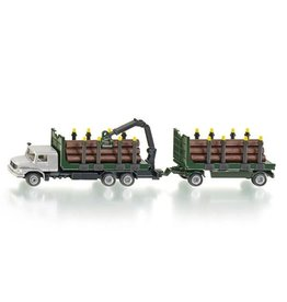 Siku Siku 1804 - Truck voor houttransport 1:87