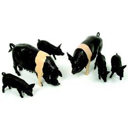 Britains Britains 40965 - Berkshire varkens met biggetjes 1:32