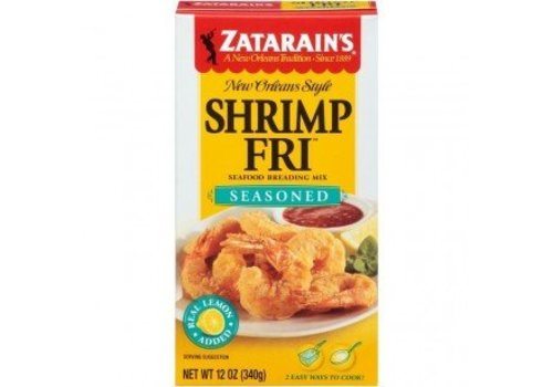 Zatarain's Shrimp Fri, 340g