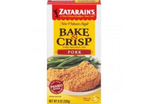 Zatarain's Pork Bake & Crisp, 226g