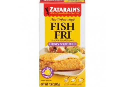 Zatarain's Fish Fri, 340g