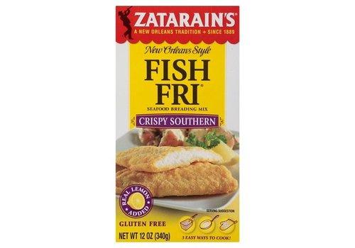 Zatarain's Fish Fri Crispy Southern, 340g