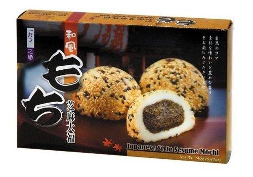 Yuki & Love Japanese Sesame Mochi, 210g