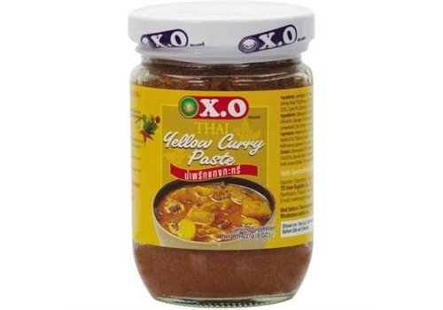 X.O. Yellow Curry Paste, 227g