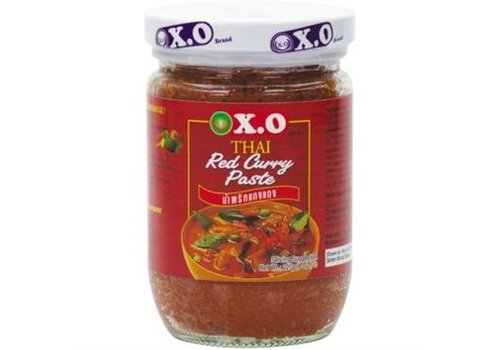 X.O. Red Curry Paste, 227g