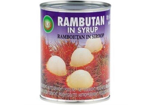 X.O. Rambutan in Syrup, 565g