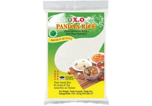 X.O. Pandan Rice, 4.5kg