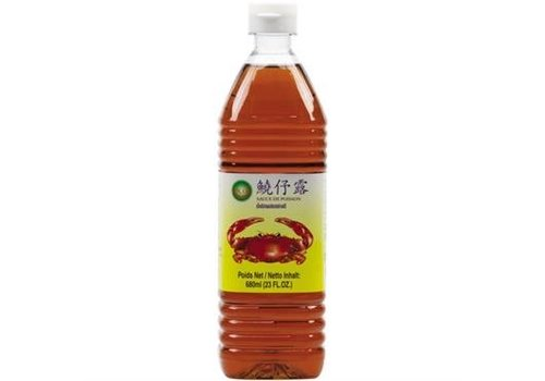 X.O. Fish Sauce Crab, 680ml