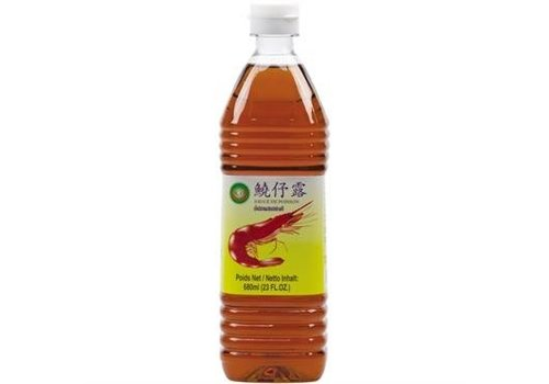 X.O. Fish Sauce Shrimp, 680ml