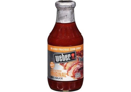 Weber Original BBQ Sauce, 510g