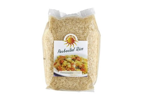 Valle Del Sole Parboiled Rice, 900g